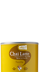 Drink Me Vanilla Chai Latte