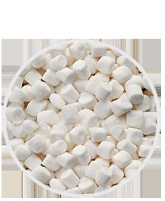 Simply Mini White Marshmallows