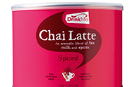 Drink Me Spiced Chai Latte