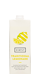 Simply Traditional Lemonade