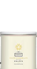 Simply White Chocolate Frappe Powder