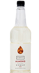 Simply Almond Syrup