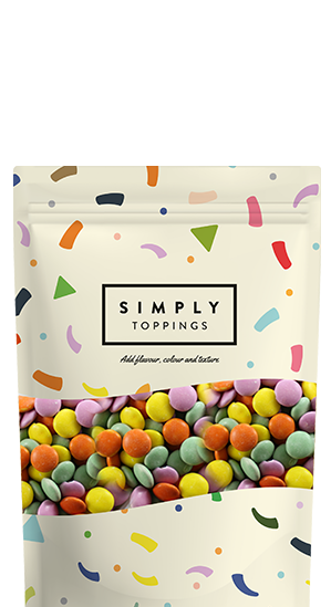 Simply Chocolate Baker Mix Beans
