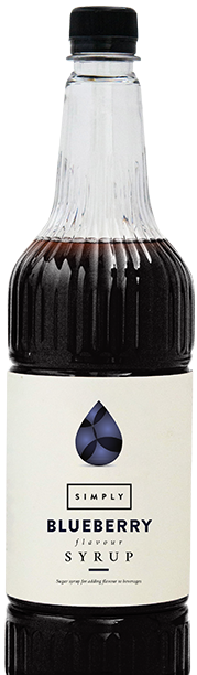 Simply Blueberry Syrup