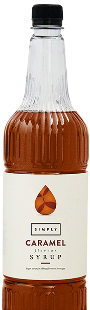 Simply Caramel Syrup