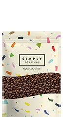 Simply Milk Chocolate Crunchie Pieces