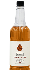 Simply Cinnamon Syrup