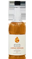 Simply Crème Brûlée Syrup