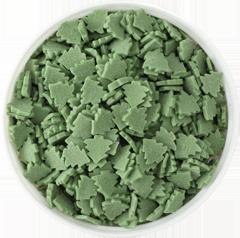 Green Fir Tree Sprinkles