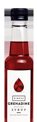 Simply Grenadine Syrup
