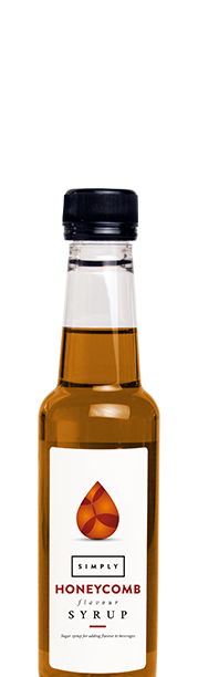 Simply Honeycomb Syrup