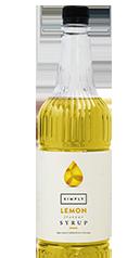 Simply Lemon Syrup