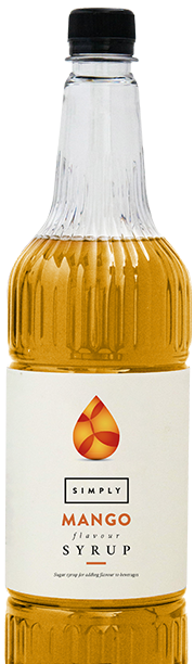 Simply Mango Syrup