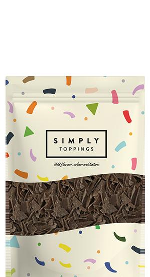 Simply Milk Chocolate Flakes