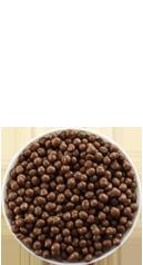 Crunchie Milk Chocolate Pieces