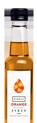Simply Orange Syrup
