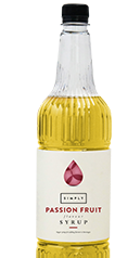 Simply Passion Fruit Syrup