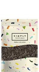 Simply Plain Chocolate Flakes