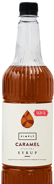 Simply Sugar Free Caramel Syrup
