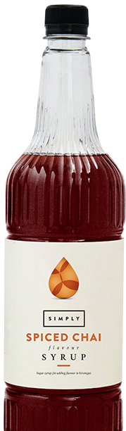 Simply Spiced Chai Syrup