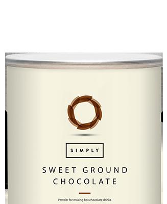 Simply Sweet Ground Chocolate Powder