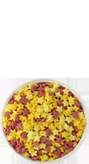 Three Colour Star Sprinkles