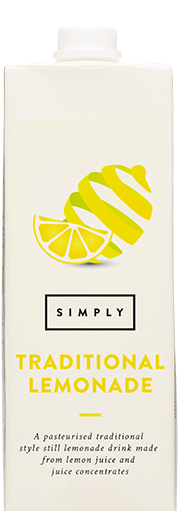 Simply Traditional Lemonade