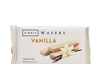 Simply Vanilla Wafers
