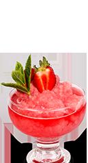 Simply Strawberry Granita Powder