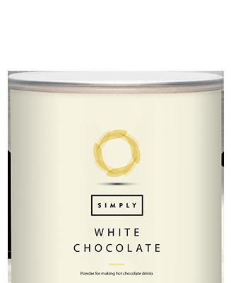 Simply White Chocolate Powder