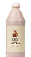 Simply Dark Chocolate Sauce