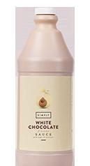 Simply White Chocolate Sauce