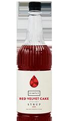 Simply Red Velvet Cake Syrup
