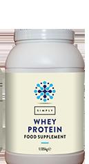 Simply Whey Powder