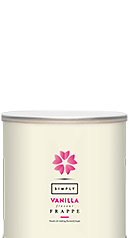 Simply Vanilla Frappe Powder