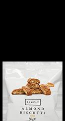 Simply Almond Biscotti