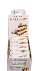 Simply Hazelnut Wafers