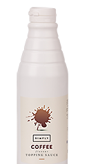 Simply Coffee Topping Sauce