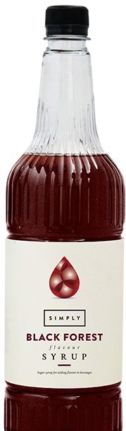 Simply Black Forest Syrup