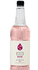 Simply Rose Syrup
