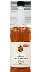 Simply Sugar Free Gingerbread Syrup