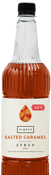 Simply Sugar Free Salted Caramel Syrup