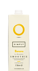 Simply Banana Smoothie