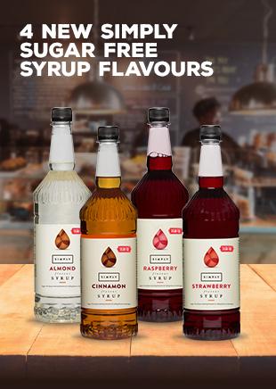Sugar Free syrups Aboard