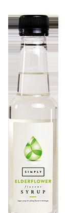 Simply Elderflower Syrup