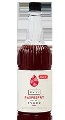 Simply Sugar Free Raspberry Syrup