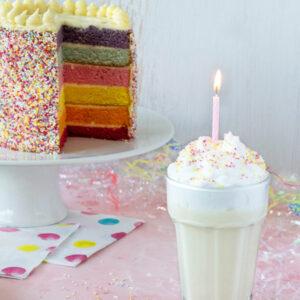 Birthday Cake Frappe