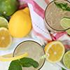 Simply Traditional Lemonade with Elderflower