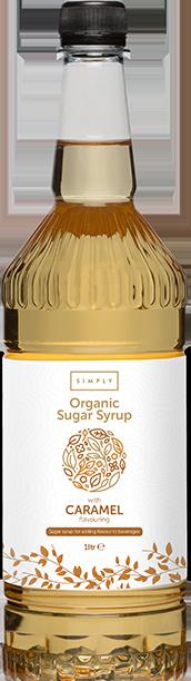 Simply Organic Caramel Syrup