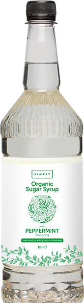 Simply Organic Peppermint Syrup
